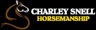 Charley Snell Horsemanship